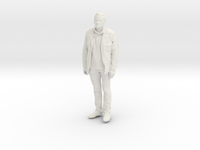 Printle C Homme 264-w/o base in White Strong & Flexible