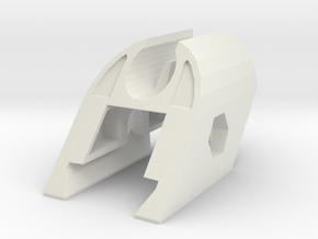 "G36 ""Aurora 2"" Sight Part 2 of 2 in White Natural Versatile Plastic"