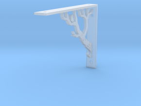 The Shelf racks in Smooth Fine Detail Plastic