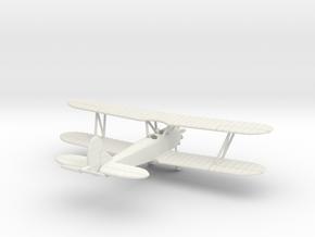 Polikarpov PO-2 1/144 in White Natural Versatile Plastic: 1:100