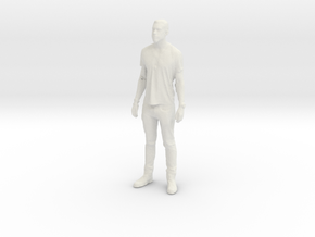 Printle C Homme 281 - 1/24 - wob in White Natural Versatile Plastic