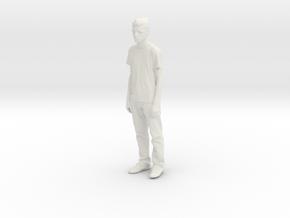 Printle C Kid 007 - 1/24 - wob in White Natural Versatile Plastic