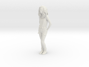 Printle C Femme 286 - 1/24 - wob in White Natural Versatile Plastic