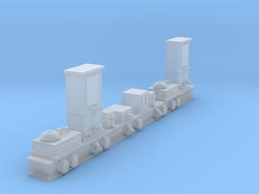 EP71 - Block Shelf O Gauge in Smooth Fine Detail Plastic