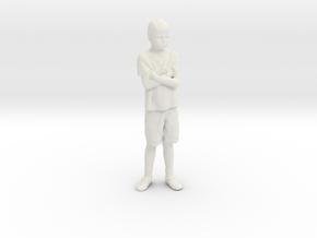 Printle C Kid 012 - 1/24 - wob in White Natural Versatile Plastic