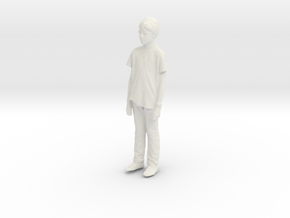 Printle C Kid 013 - 1/24 - wob in White Natural Versatile Plastic
