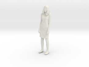 Printle C Kid 019 - 1/24 - wob in White Natural Versatile Plastic