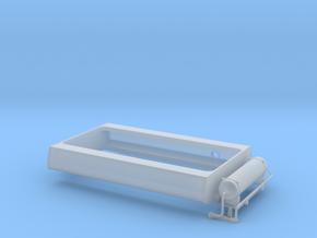 MKT KCCX GP39-2 Fuel Tank in Smooth Fine Detail Plastic