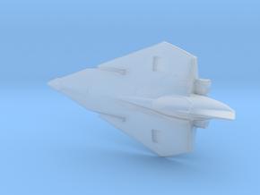 1/144 Delta 7 Jedi Space Interceptor in Smooth Fine Detail Plastic