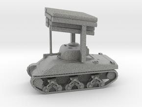 M34 Sherman Calliope in Metallic Plastic