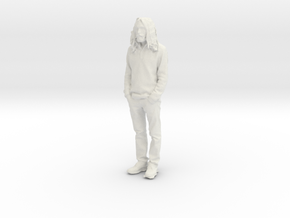 Printle C Homme 334 - 1/24 - wob in White Natural Versatile Plastic