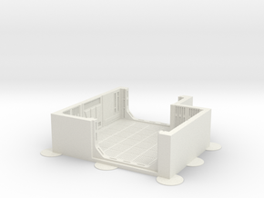 Imperial assault tile 03A in White Natural Versatile Plastic