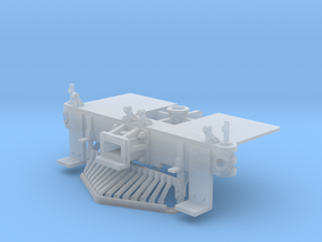 HO Scale Pilot Beam in Smoothest Fine Detail Plastic