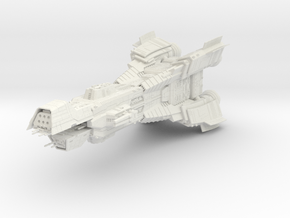 1:1800 - Donnanger [300mm] in White Natural Versatile Plastic