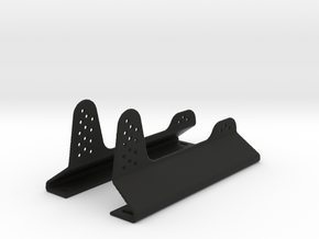 Race Seat Anchoring Kit - Type 1 - 1/10 in Black Strong & Flexible