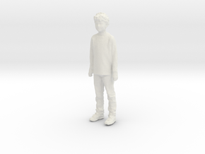 Printle C Kid 040 - 1/24 - wob in White Natural Versatile Plastic