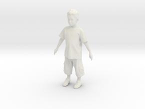 Printle C Kid 046 - 1/24 - wob in White Natural Versatile Plastic