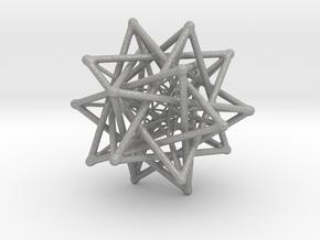 Flexo the Star (big) in Aluminum