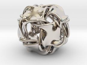 Cubocta-ducov (no holes) in Platinum
