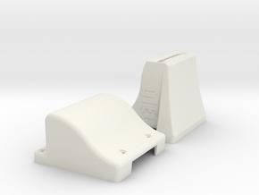 Commodore 64 Case Retro Innovations uIEC / SD card in White Natural Versatile Plastic