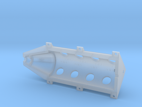 OX5-16 Scale-Upper Crankcase in Frosted Ultra Detail