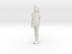 Printle C Kid 047 - 1/24 - wob in White Natural Versatile Plastic