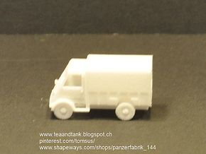 1/144 Peugeot DMA in White Strong & Flexible