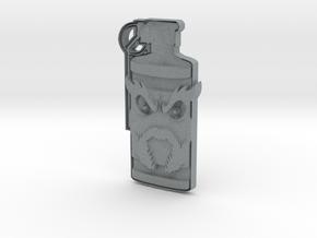 Bang Box Operator in Polished Metallic Plastic