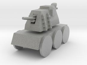 Tank1 in Metallic Plastic