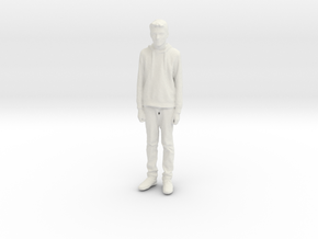 Printle C Kid 051 - 1/24 - wob in White Natural Versatile Plastic