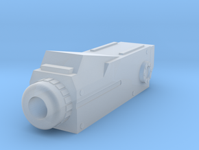 Mauler Bolt Cannon in Smooth Fine Detail Plastic