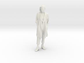 Printle C Femme 014 - 1/32 - wob in White Natural Versatile Plastic