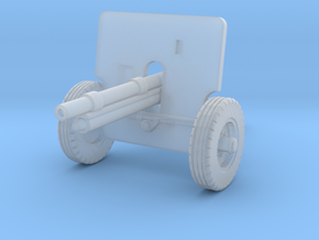 EQ24D 7.5cm M1901 Motorized Modification (1/87) in Smooth Fine Detail Plastic