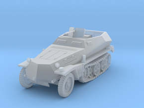 PV157C Sdkfz 250/1 SPW (1/87) in Smooth Fine Detail Plastic