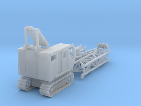 US Army Crane HO Scale in Frosted Ultra Detail