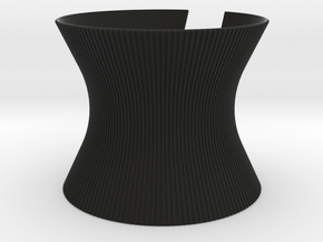Chemex Classic Collar in Black Natural Versatile Plastic