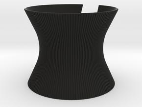 Chemex Classic Collar in Black Natural Versatile Plastic
