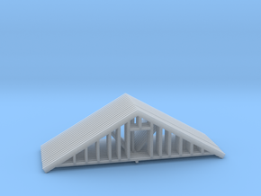 Trusses N Scale 1-160  in Smooth Fine Detail Plastic