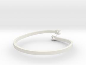 Model-4b439a94b4f616fd8741949e35c83422 in White Strong & Flexible