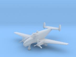 1:400 Beechcraft 18 Volpar Turbo 18 Conversion in Smoothest Fine Detail Plastic