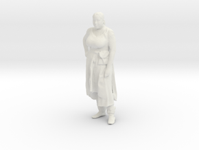 Printle C Femme 017 - 1/32 - wob in White Strong & Flexible
