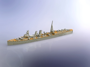 HMS Adventure Minelayer 1/2400 in Frosted Ultra Detail