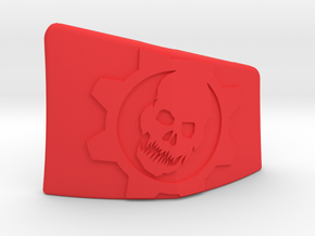 Gear of War - Outside (R) Logitech G930 & G430 in Red Processed Versatile Plastic