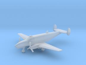 1:400 Beechcraft 18 Volpar Turboliner  in Smooth Fine Detail Plastic