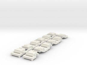 Ls3 V12 Coil Pack 1/12 in White Natural Versatile Plastic