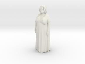 Printle C Femme 003 - 1/32 in White Natural Versatile Plastic