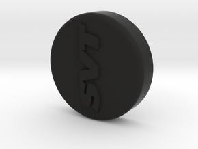 SVT  Brake Resevoir Cap Cover in Black Strong & Flexible