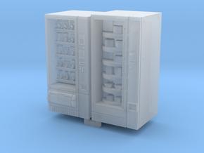 HO/OO Gauge Snack And Food Vending Machine in Smooth Fine Detail Plastic