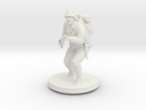 Printle C Homme 403 - 1/24 in White Strong & Flexible