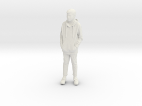 Printle C Kid 061 - 1/24 - wob in White Natural Versatile Plastic